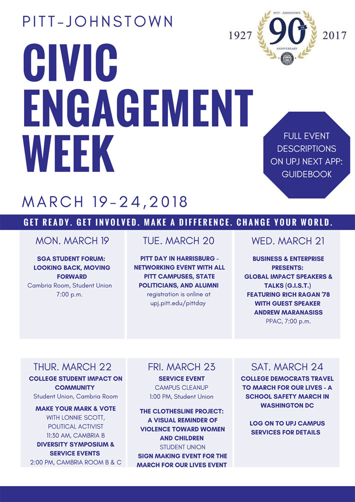 civic engagement week