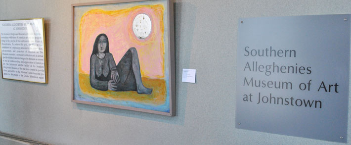 PPAC Art Gallery is host to various exhibitions through SAMA